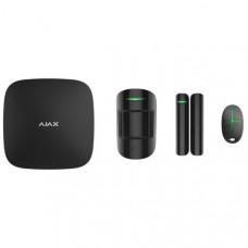 Ajax Hubkit Beveiligingssysteem, wit of zwart, GSM/IP