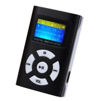 Mini MP3 Music Player met LCD Screen