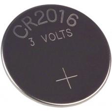 CR2016 lithium batterij
