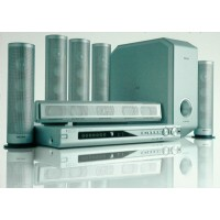 Philips 6.1 Home Theater Systeem
