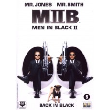 DVD - Men in Black II