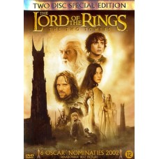DVD - Lord Of The Rings - The Two Towers
