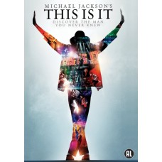 DVD - Michael Jackson - This Is It
