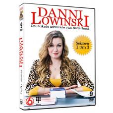 DVD - Danni Lowinski - Seizoen 1 t/m 3