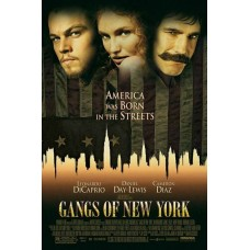 DVD - Gangs Of New York